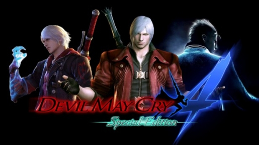 Devil May Cry 3 and 4 Bundle