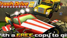 Crash Drive 2 (plus FREE Gift Copy)