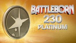 230 Battleborn Platinum Currency