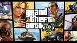 Grand Theft Auto V with bonus 500,000 for GTA Online