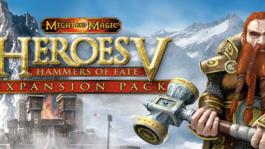 Heroes of Might & Magic V: Hammers of Fate DLC