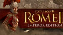 Total War ROME II - Emperor Edition + 4 Packs