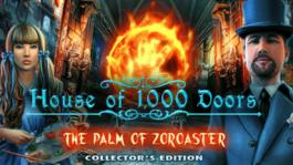 House of 1,000 Doors: The Palm of Zoroaster CE