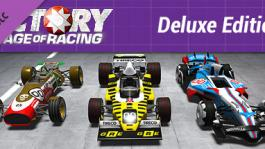 Victory: The Age of Racing - Deluxe Edition Content