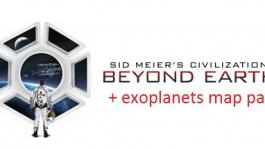 Sid Meier´s Civilization Beyond Earth and Exoplanet DLC