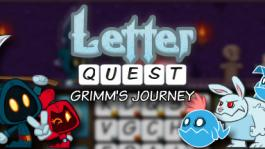Letter Quest: Grimm´s Journey