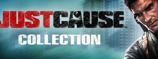 Just Cause Collection (2 игры + 7 DLC)