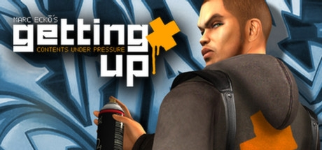 Marc Eckō´s Getting Up: Contents Under Pressure